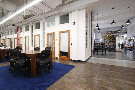 BKLYN Commons - Brooklyn NY - Open Desk