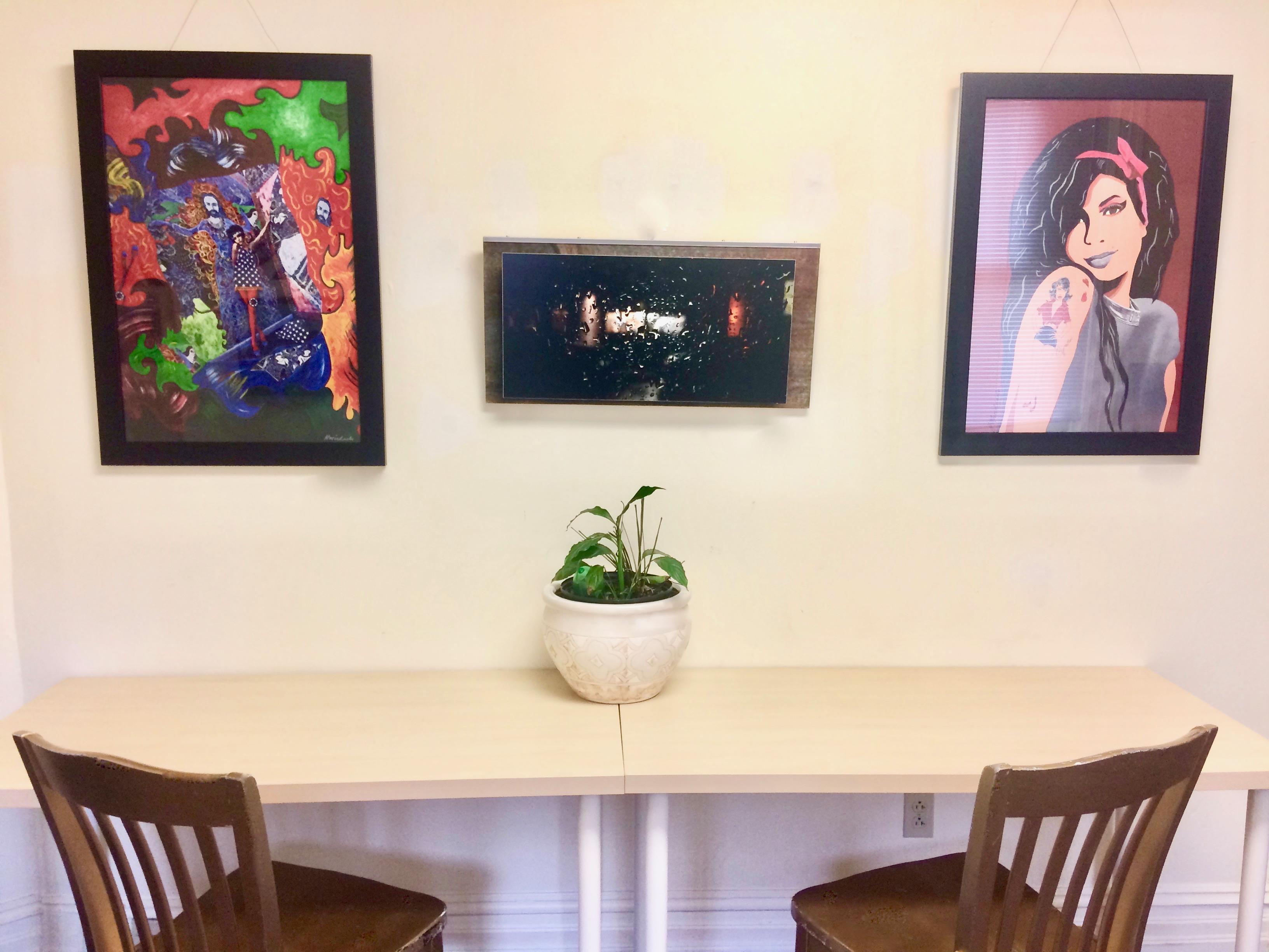 Base Camp Trenton - Hot Seats - Coffee Lounge