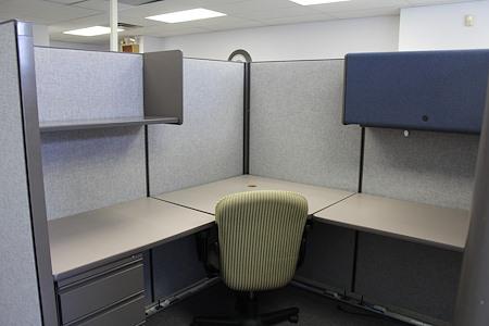 335 Morganza, Suite 103 - Open Desk 1