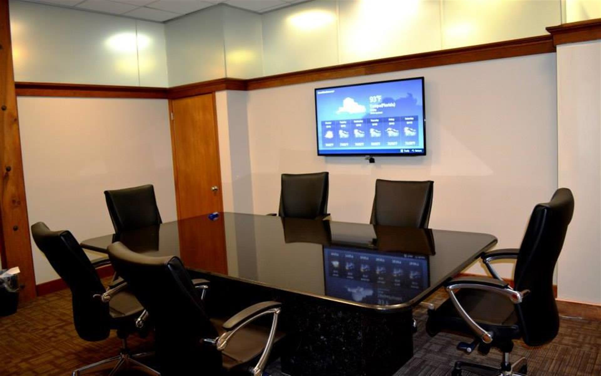 Anthem Reporting - Downtown Tampa - Downtown Tampa Conf Room (with Smart TV)