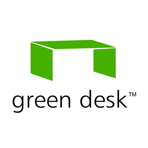 Logo of Green Desk - 195 Plymouth Street