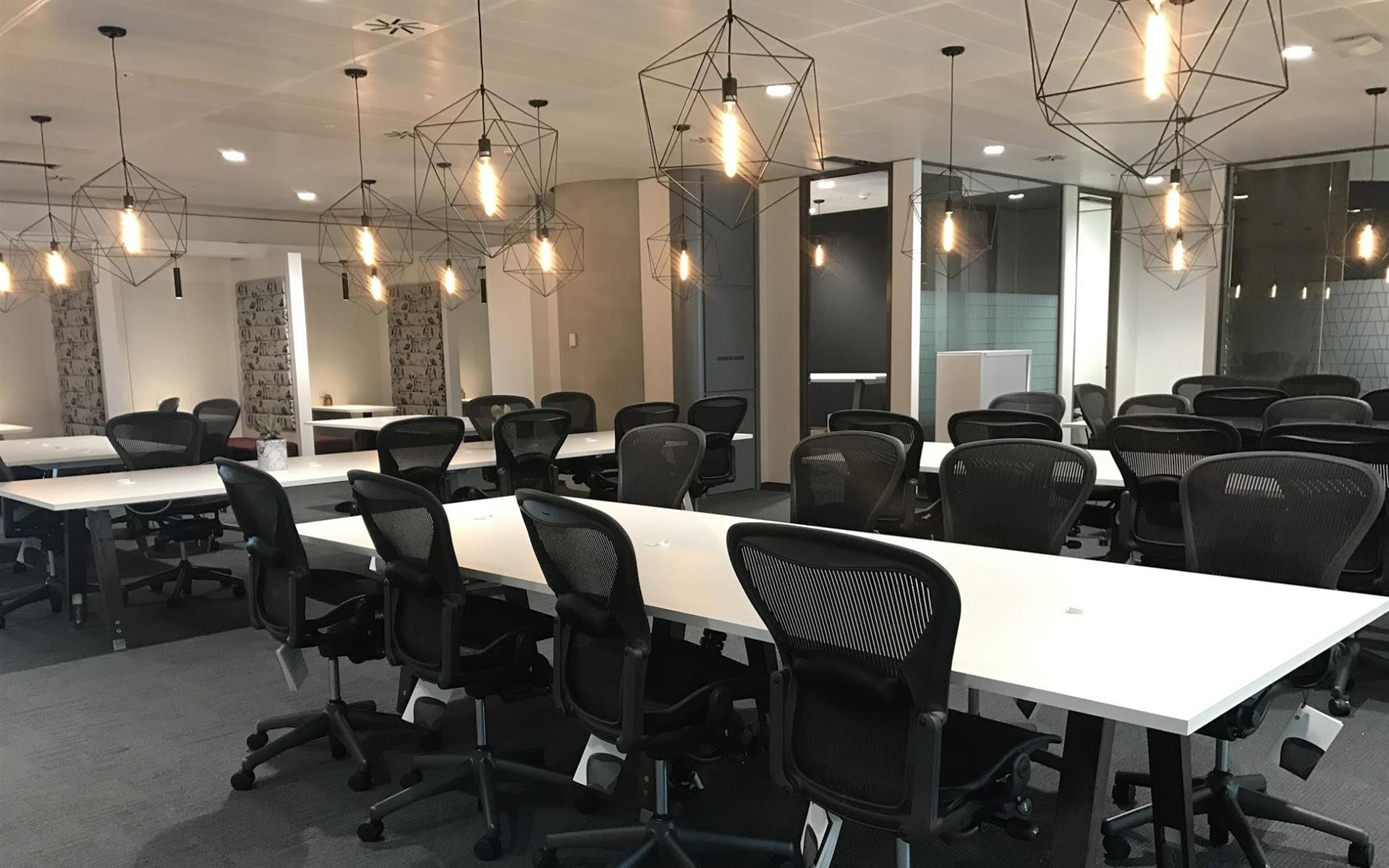 The Executive Centre - Barangaroo - Dedicated Desk