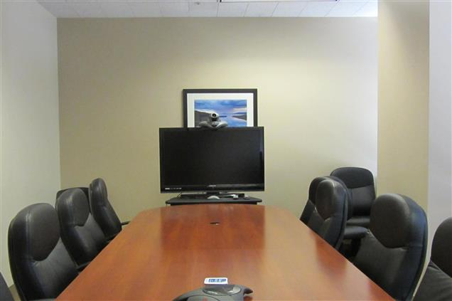 Aiken Welch Court Reporters San Francisco - Video Conferencing Suite