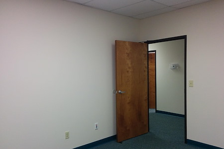 McKinney Office Suites - Office 107 Double