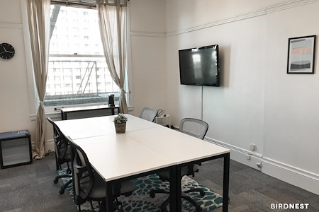 Birdnest - 870 Market - Sunny Meeting Room with Views (#1042)
