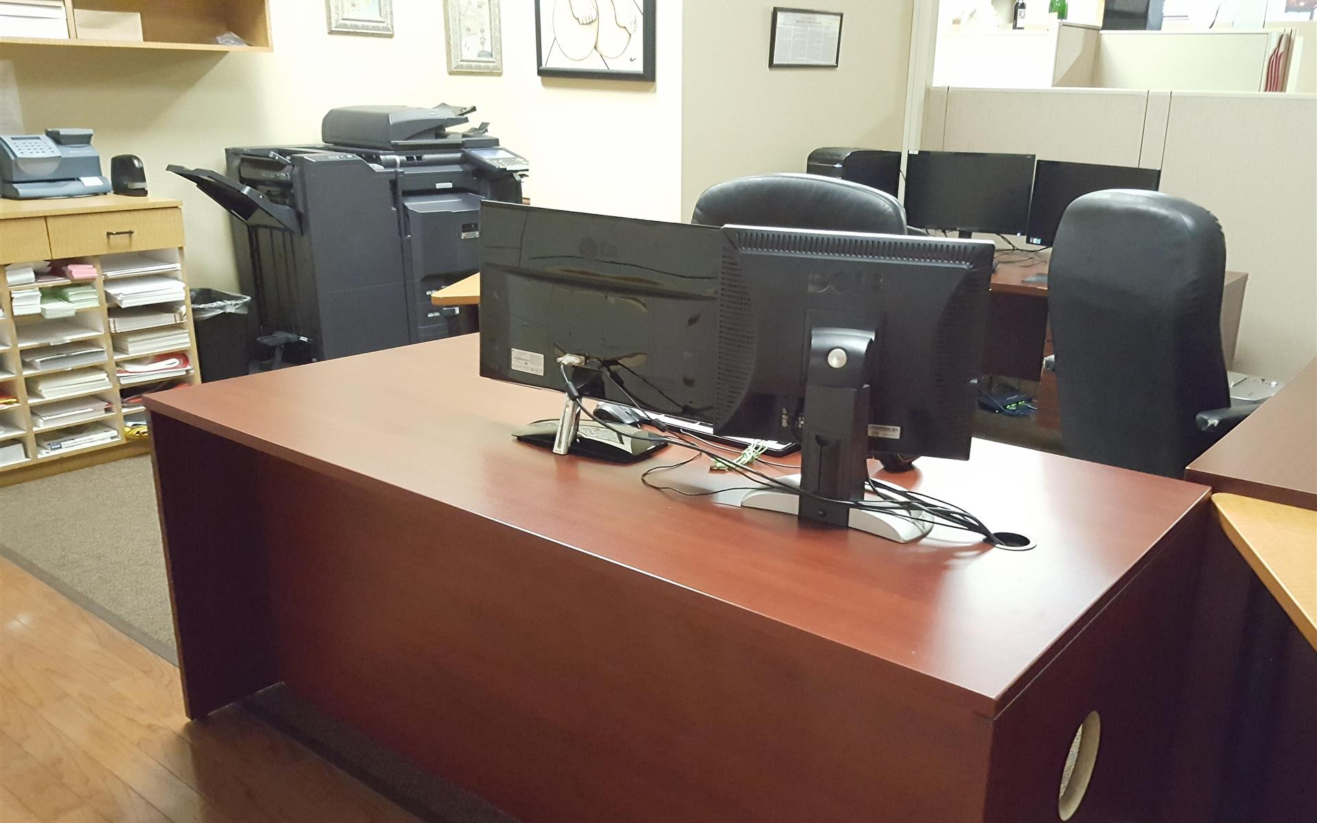 Rotelli Corporate Offices - Dedicated Desk