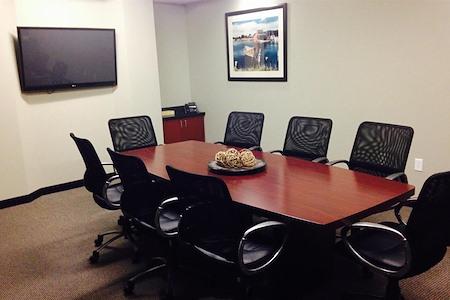 Century Suites - Woburn - Century Suites 10 Person Conference Room