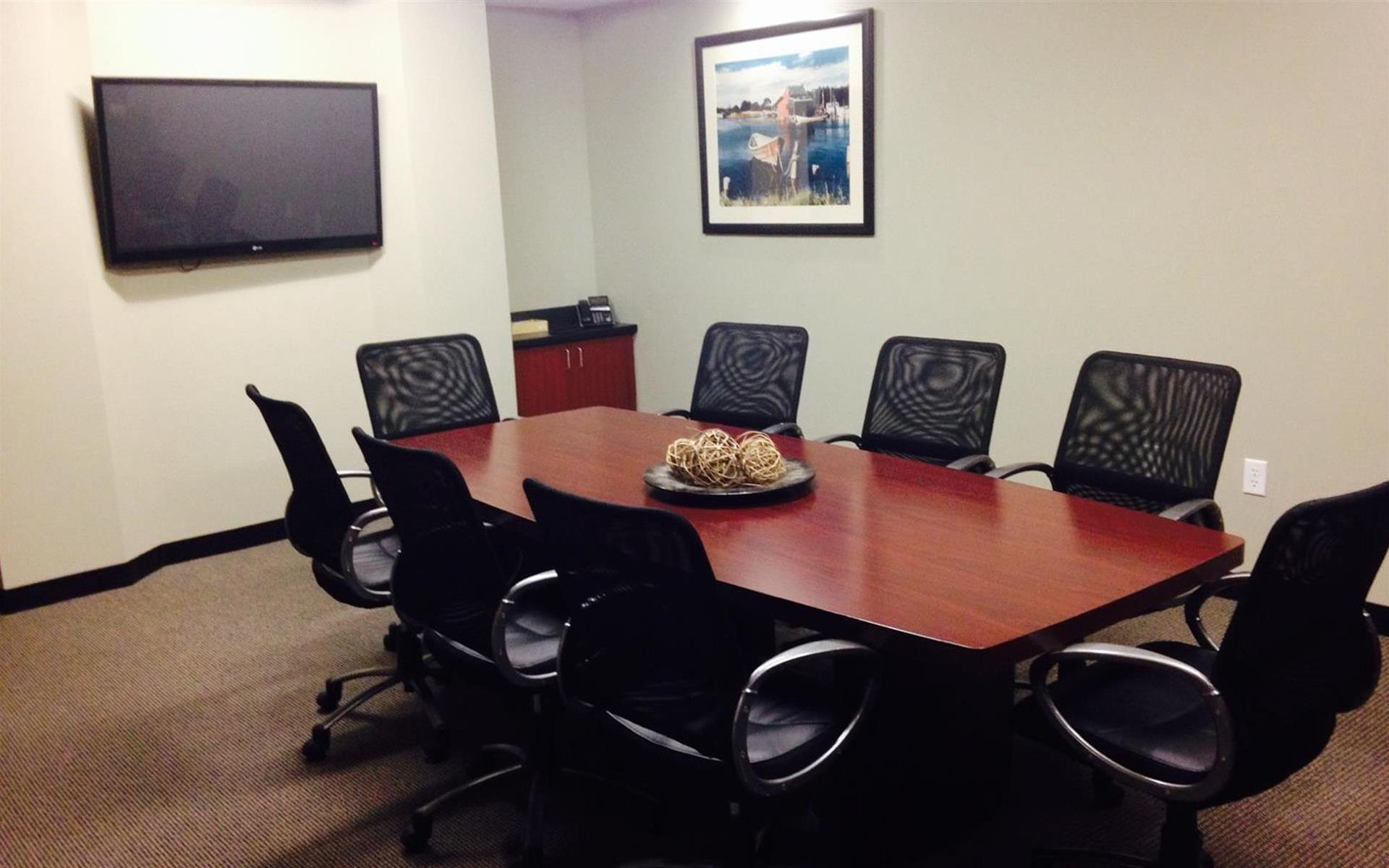 Century Suites - Woburn - Century Suites 8 Person Conference Room
