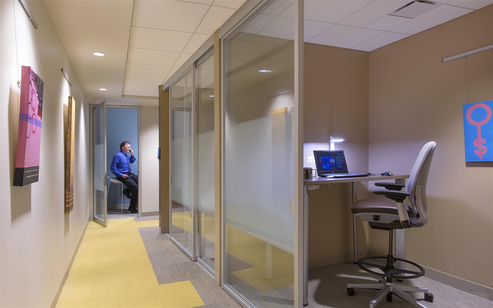 Serendipity Labs Chicago Chicago Loop - Dedicated Desk