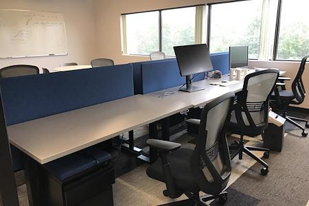 Disruptor Beam Coworking Space - Dedicated Desk