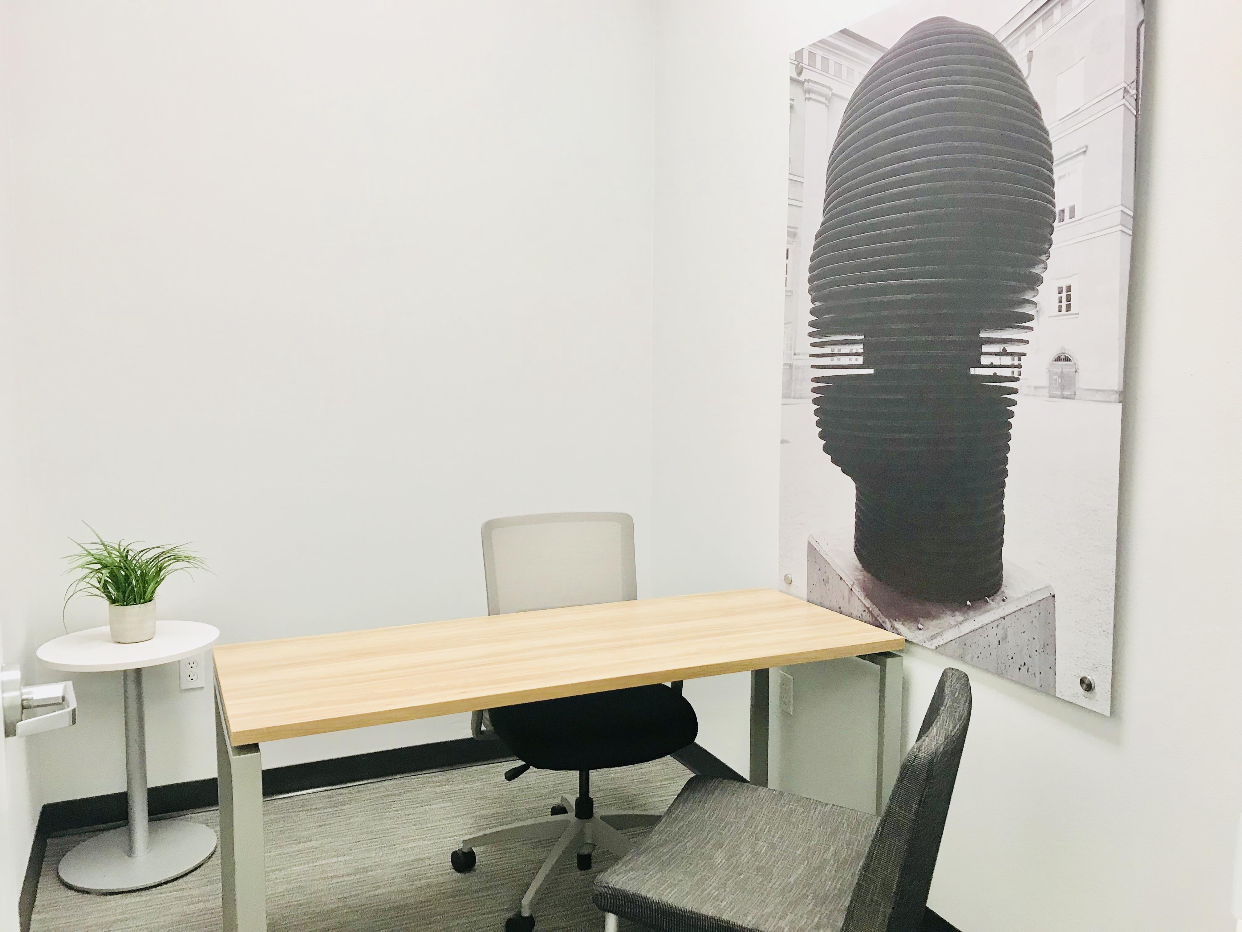 Intelligent Office Edinburg - Private Office