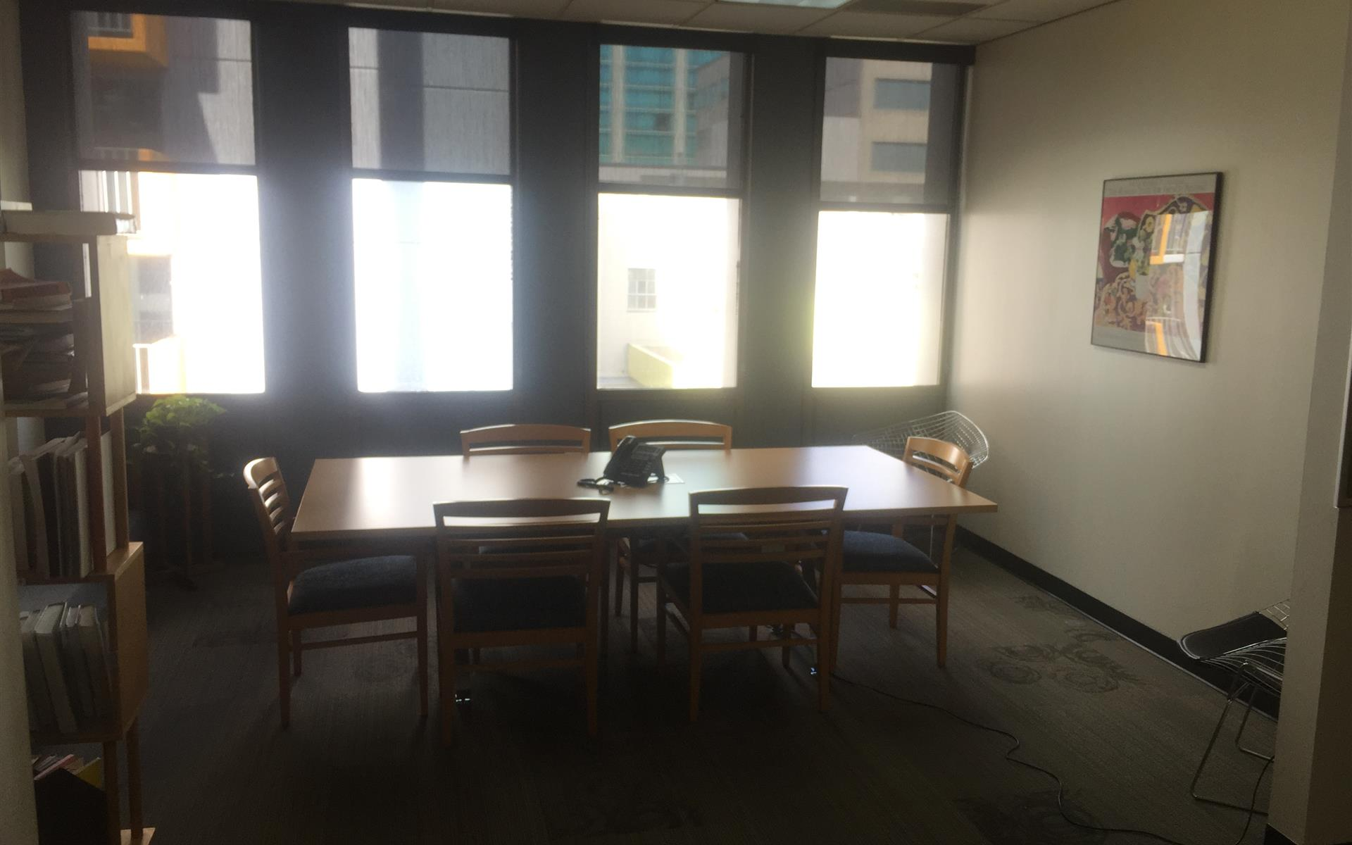 Renaissance Entrepreneurship Center - 3rd Floor Open Area Meeting Room