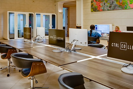 CTRL Collective   Playa Vista - Private Office for 4