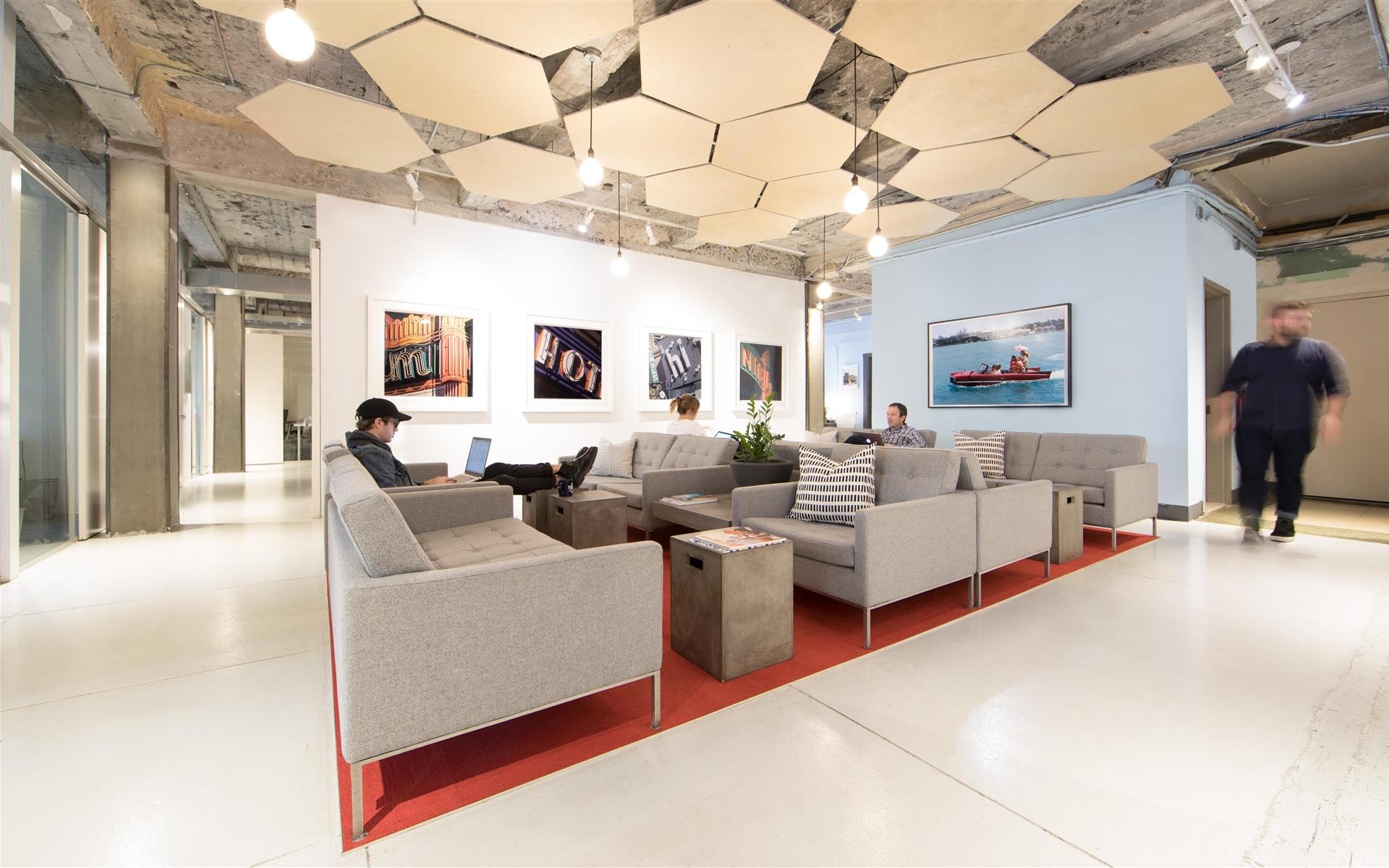 The Yard: Lower East Side NYC - Open Coworking Daypass