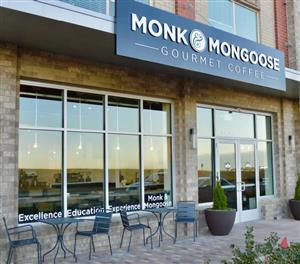 Logo of Monk and Mongoose