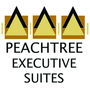Logo of Peachtree Executive Suites