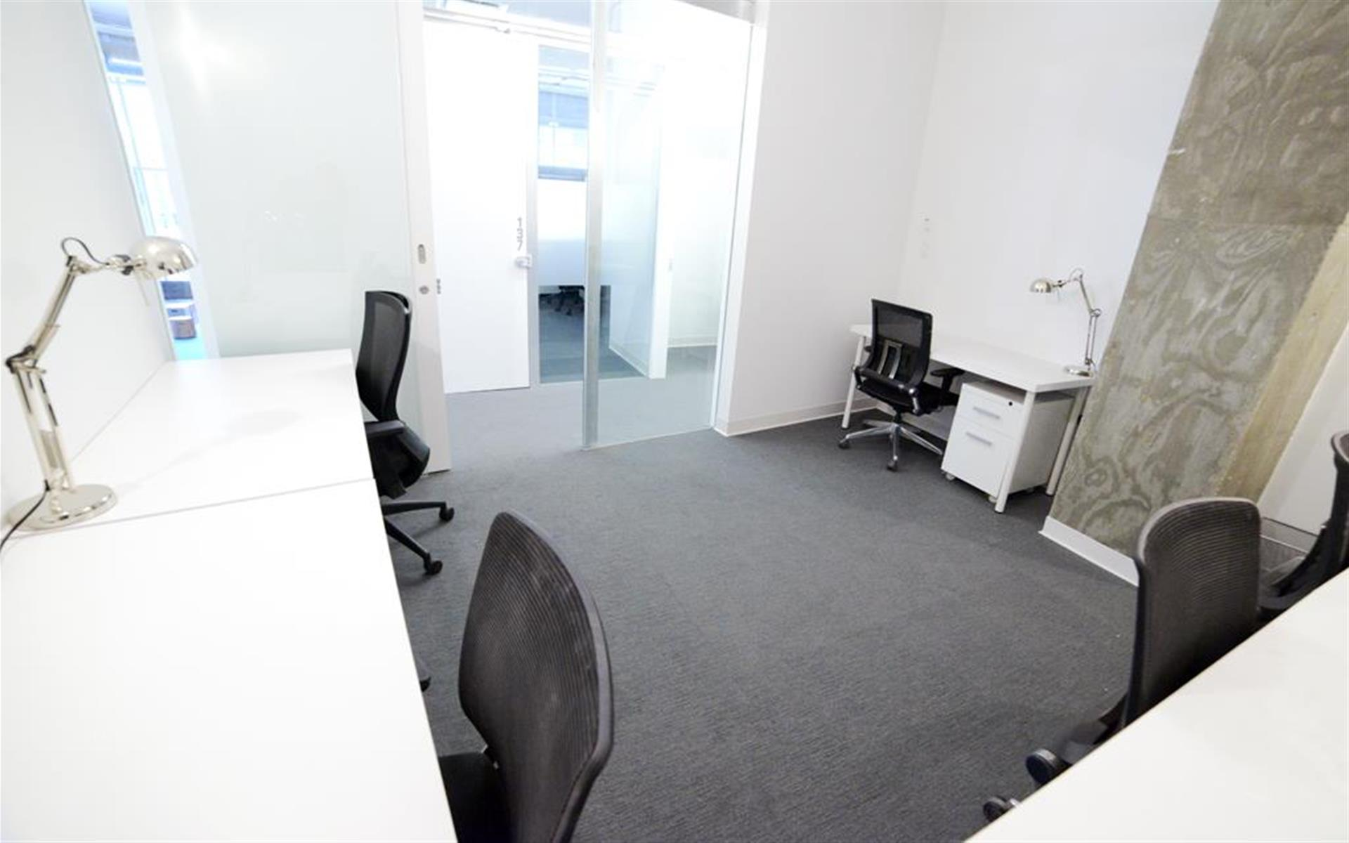The Yard: Herald Square - 5-Person Team Office