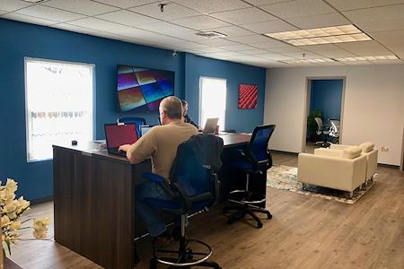 Jefferson Workspace - Coworking Desk