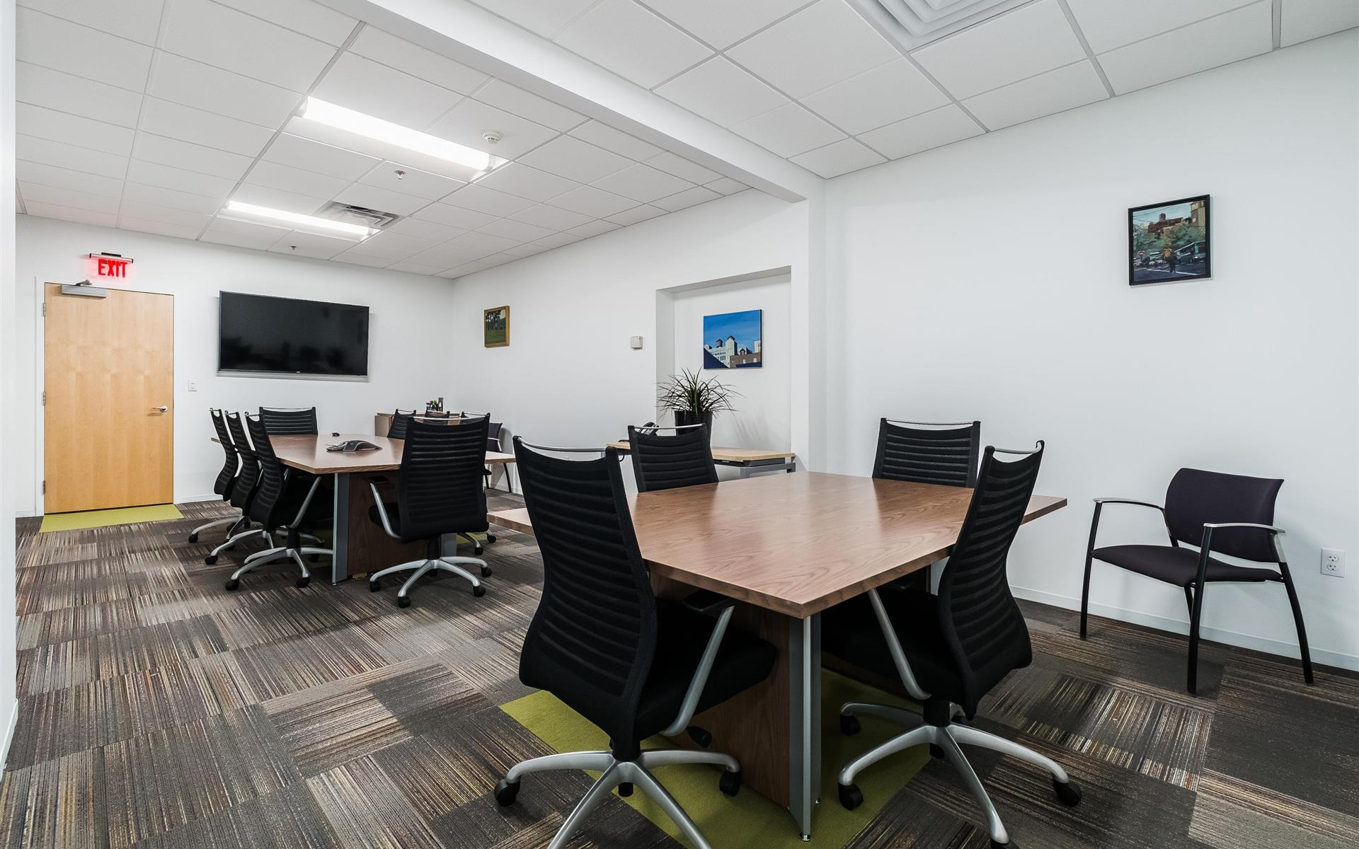 OfficePlace LLC - Center Place Conference Room