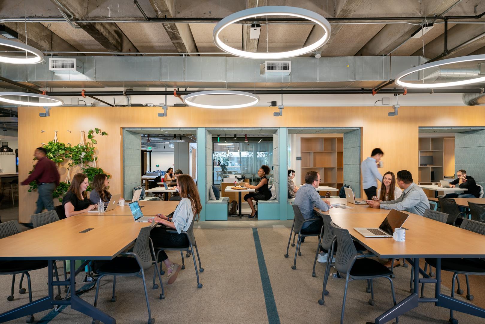Cross Campus South Bay - Coworking & Hot Desk Membership