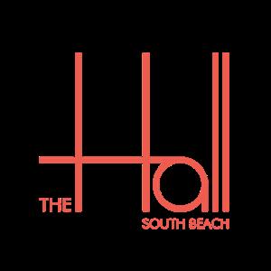 Logo of The Hall South Beach