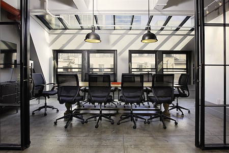 WorkHouse NYC | Midtown - Grand Central - Conference Room - 16th Fl (TV)