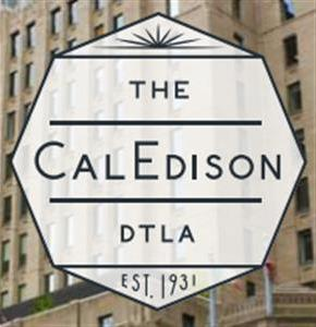 Logo of The CalEdison DTLA - Lionstone