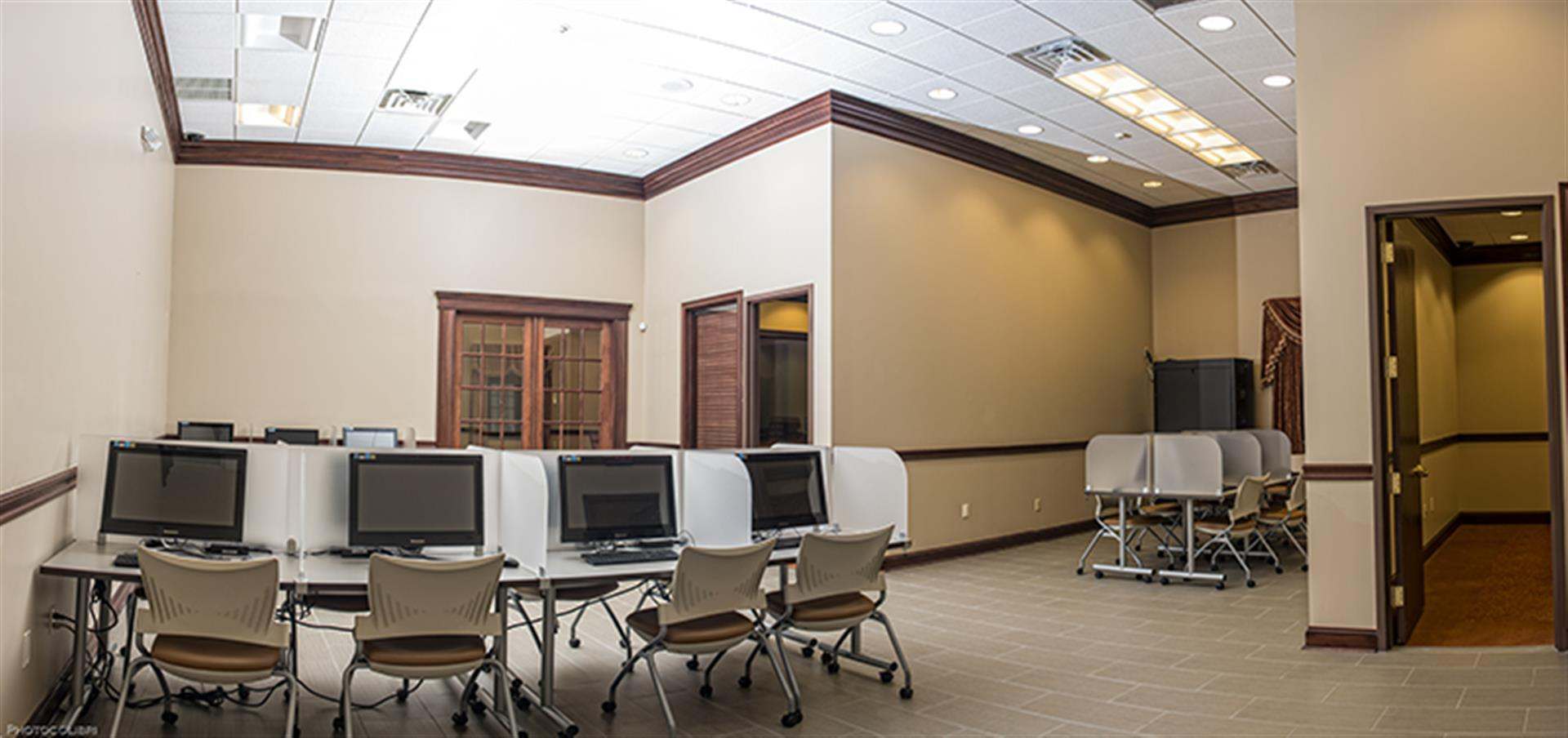 CEC Research - Central Training Room