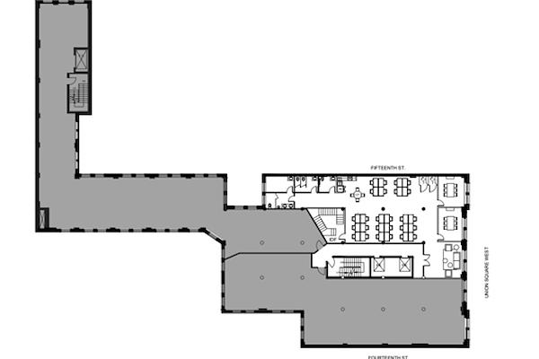 Knotel - 5-9 Union Square - Partial Seventh Floor