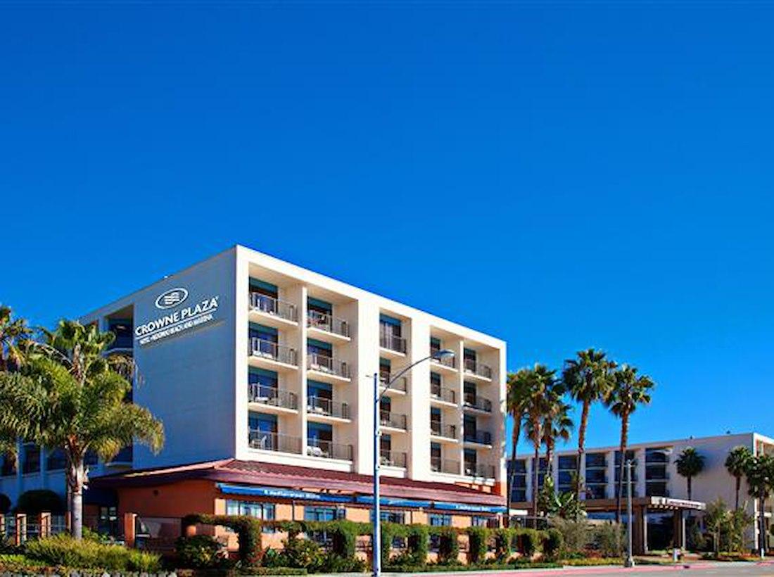 Working At Crowne Plaza Redondo Beach Marina Hotel