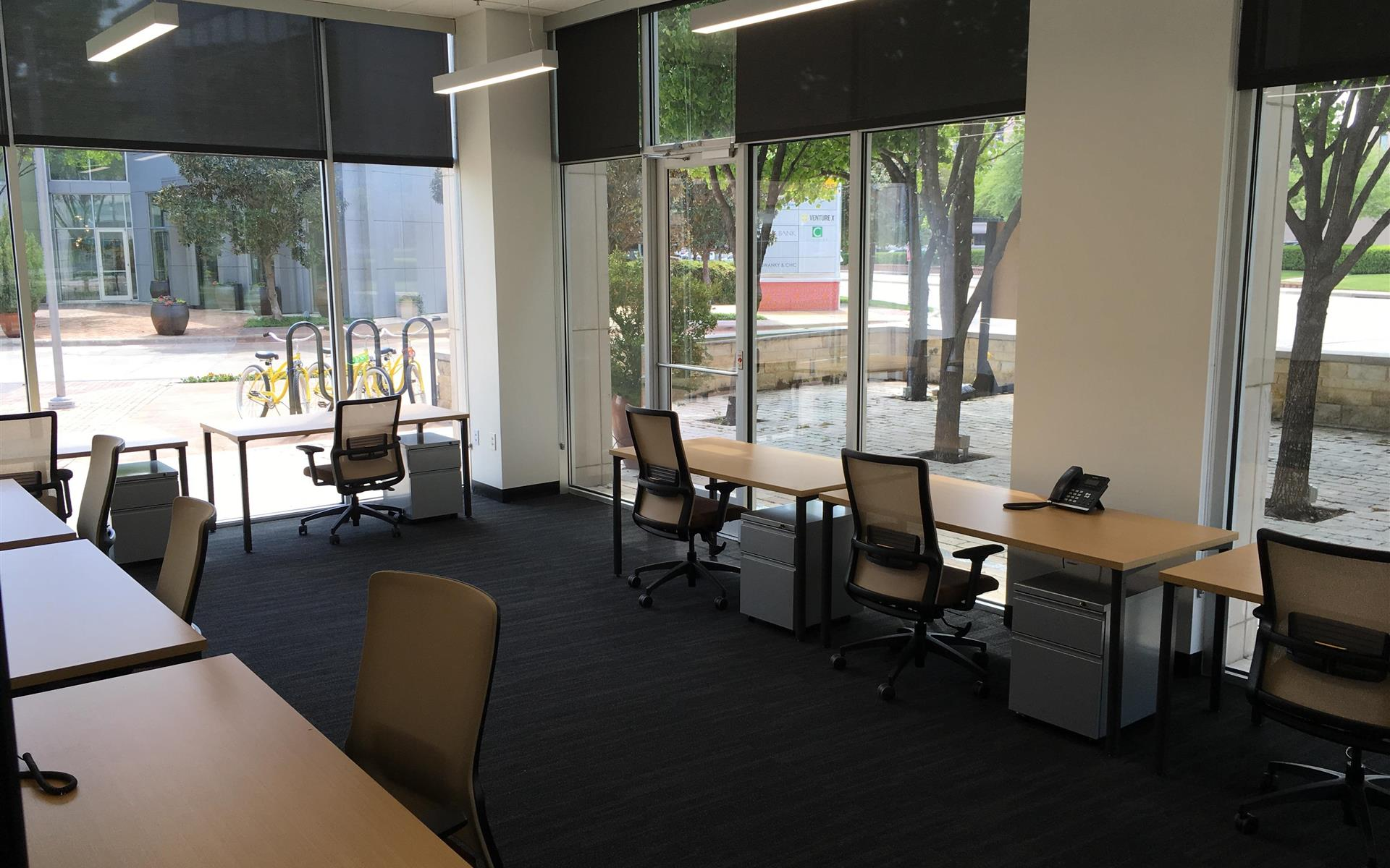 Venture X | North Alpha Road - Office for 5