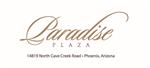 Logo of Paradise Plaza