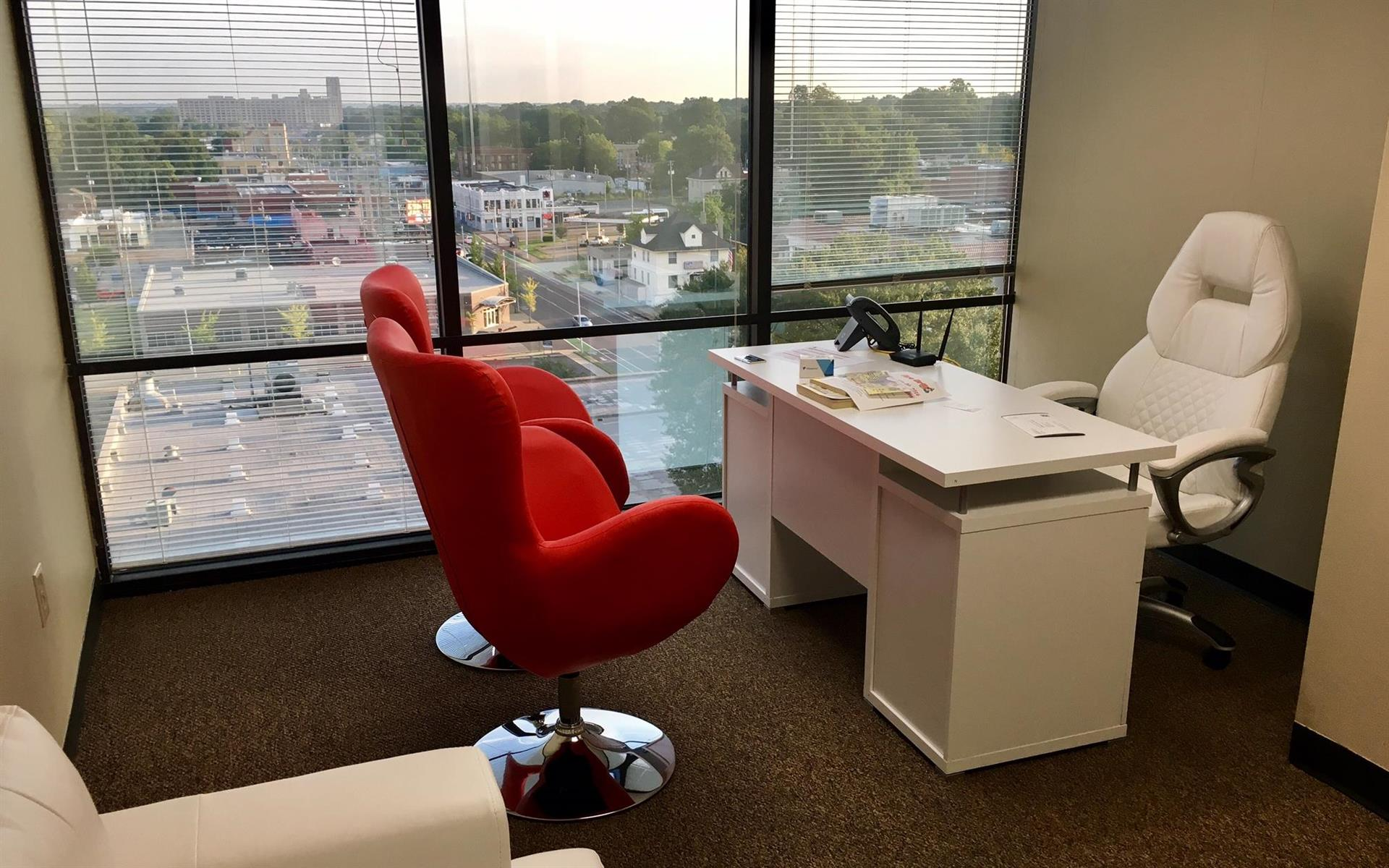 Memphis Office Space