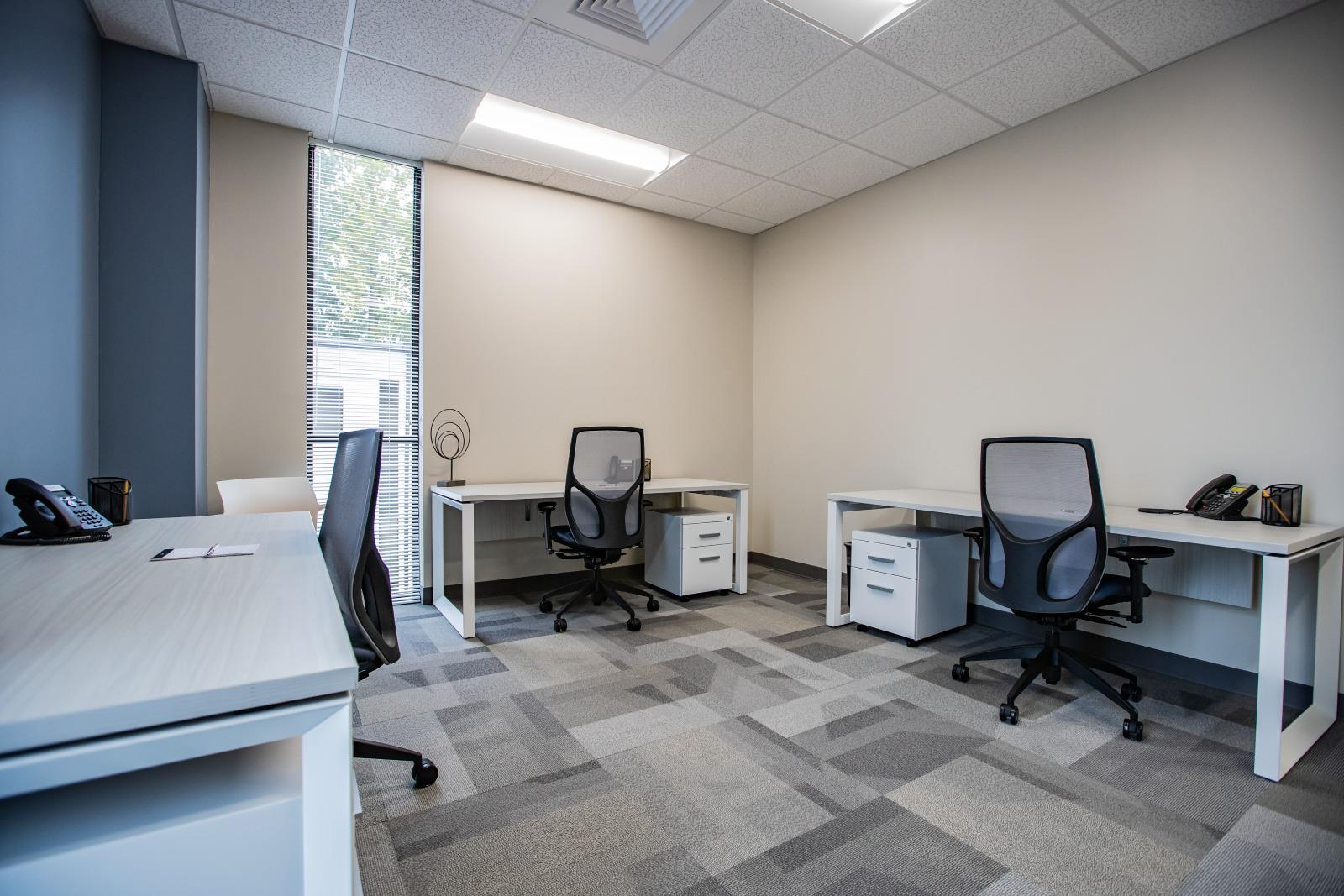 Office Evolution - Cary - 4 person team office