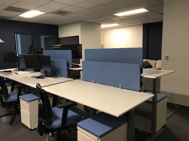ATS Applied Tech Systems - Suite 120 Open Desk