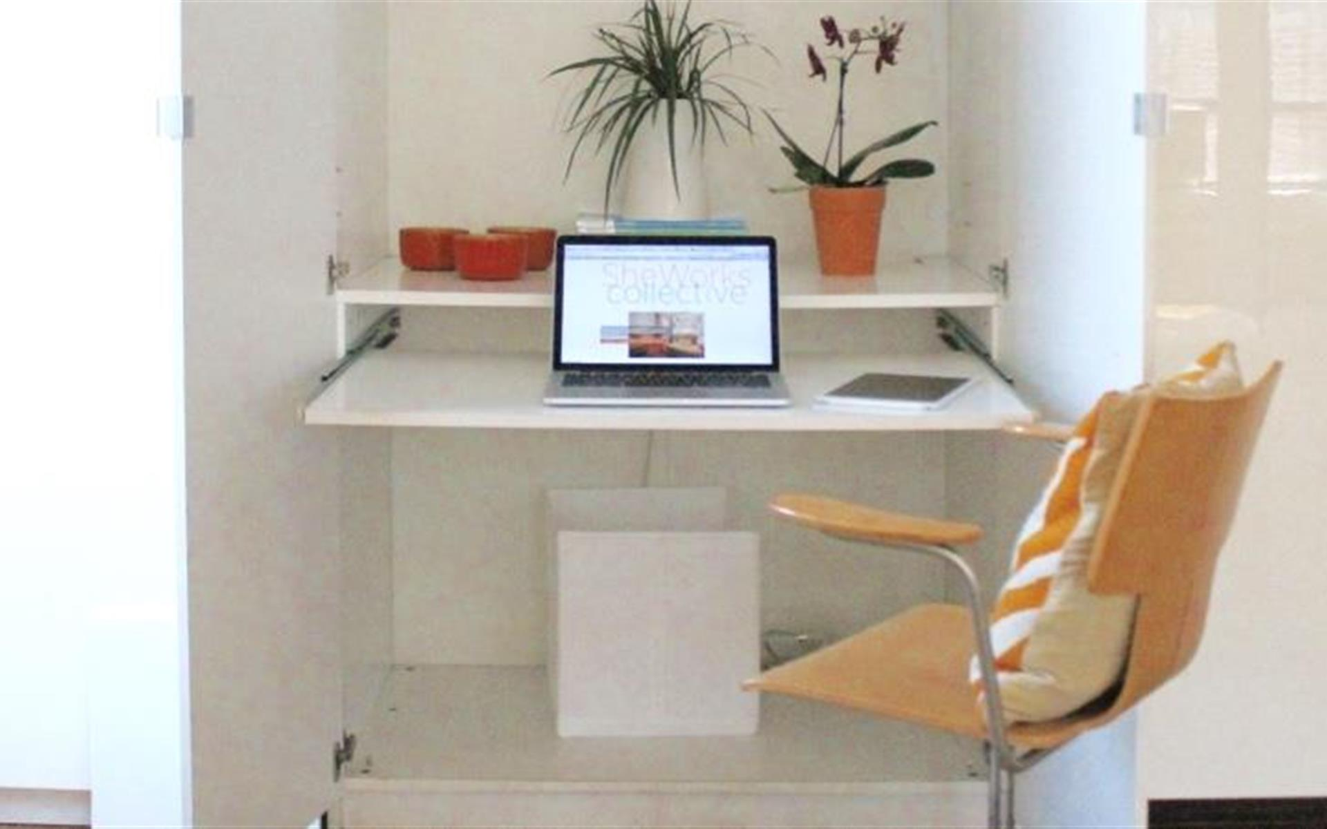 The Collective - Union Square - Dedicated Workstation in South Loft
