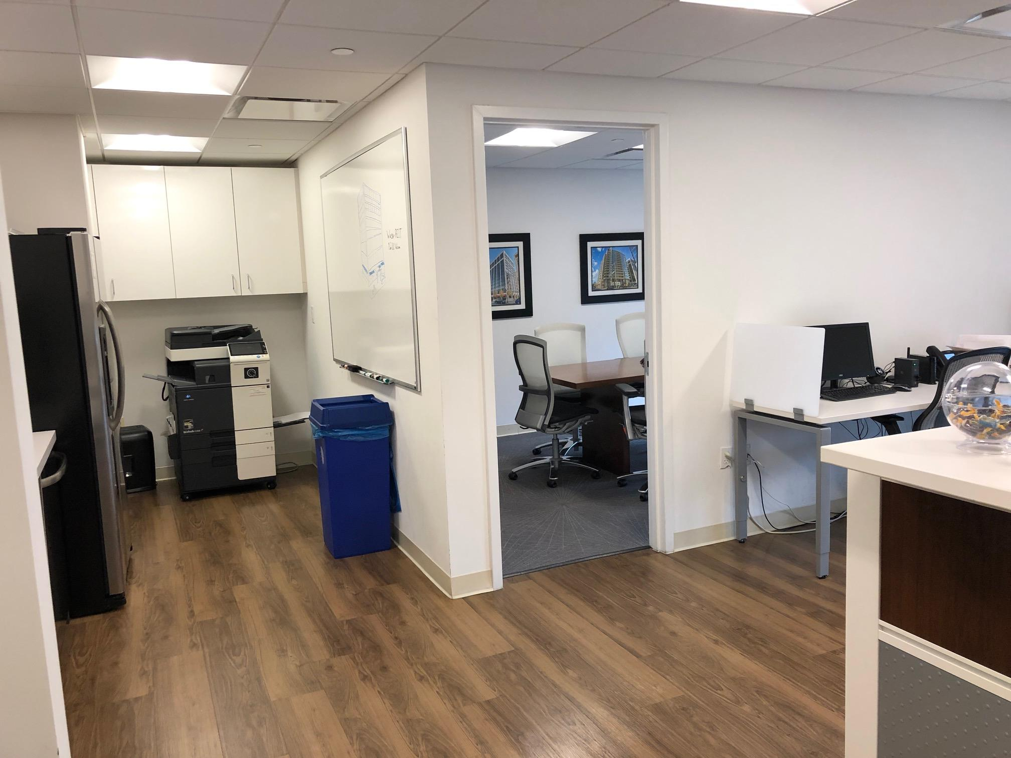 WashREIT | 1600 Wilson Boulevard - Office Suite | Suite 1410
