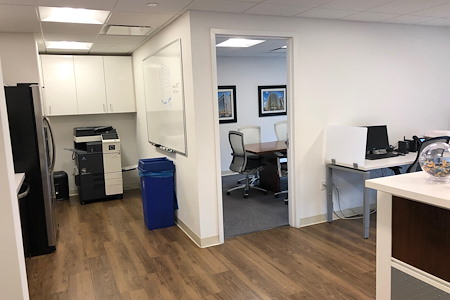 WashREIT | 1600 Wilson Boulevard - Office Suite | Suite 1410