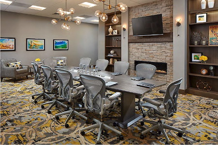 Homewood Suites Los Angeles/Redondo Beach - Aviation Boardroom