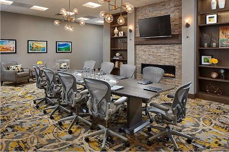 Homewood Suites Los Angeles/Redondo Beach - Aviation Boardroom