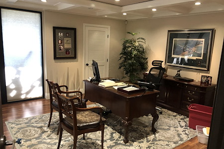 Campbell Corporation | Brookshire Office Suites - Executive Office #1 | Fully Furnished