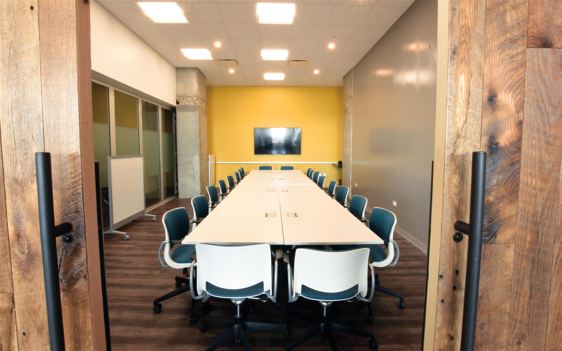 25N Coworking - Arlington Heights - Board Room