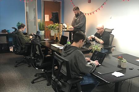 Inventive Studios - Dedicated Desk - Day Pass