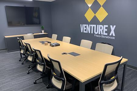 Venture X Frisco - Stonebrook - Longhorn Conference Room