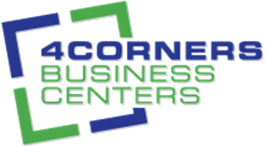 Logo of 4Corners Business Centers - Bronx