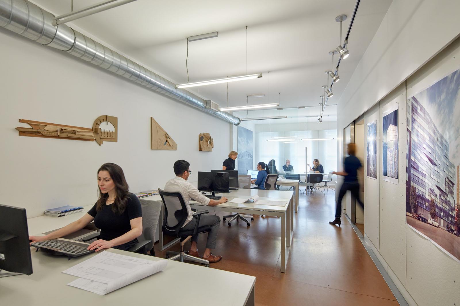 Audrey Matlock Architect - Dedicated Desk 1