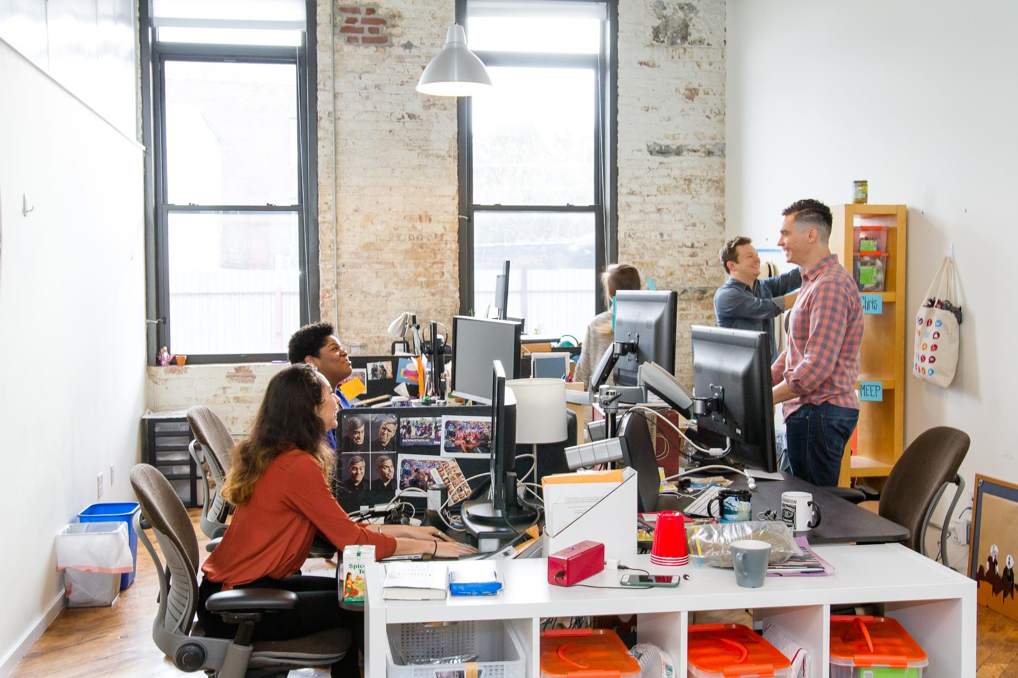 Brooklyn Creative League - Private Office for 6+