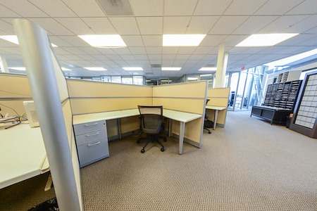 Silicon Valley Business Center - Workstation