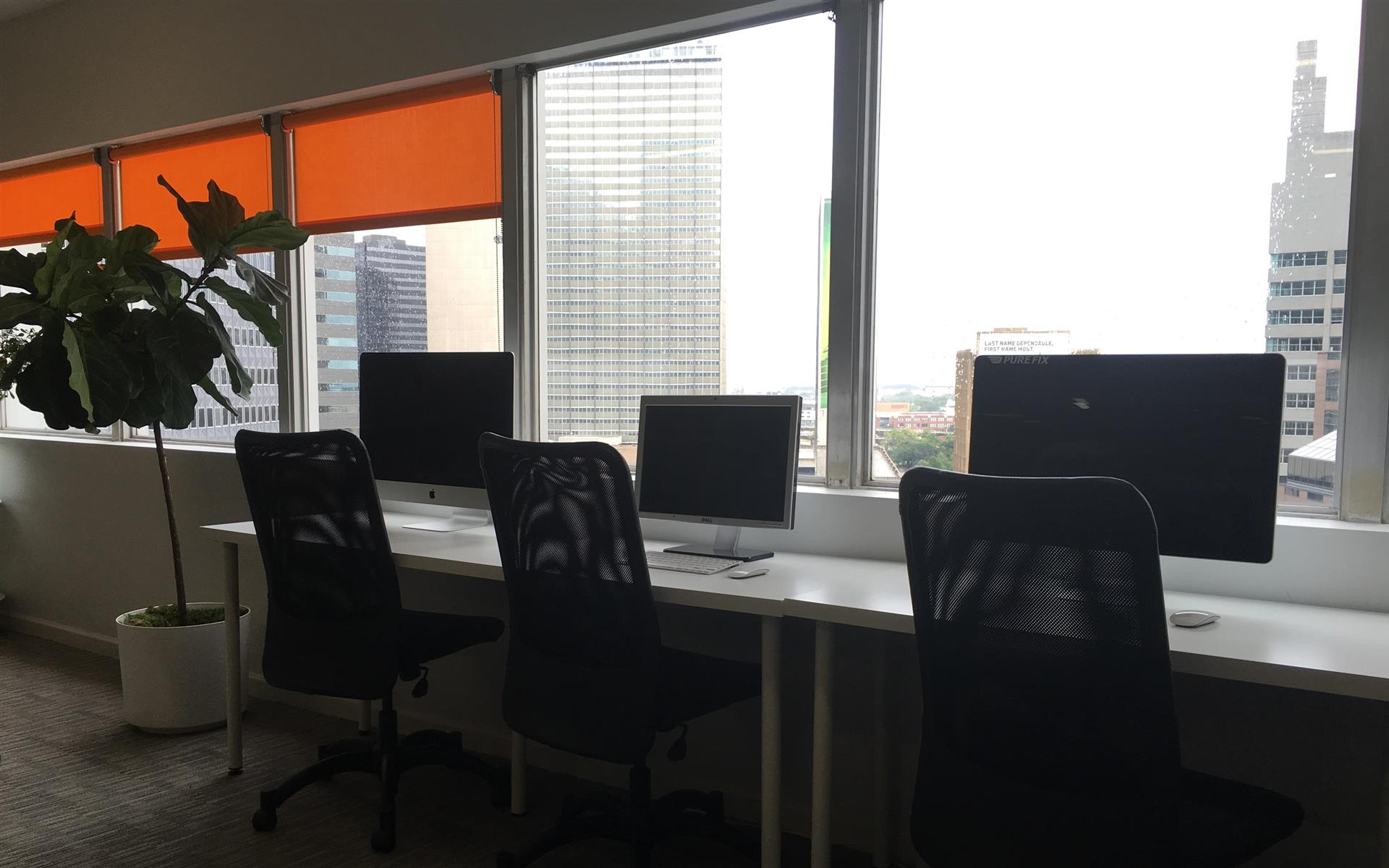 GDD Interactive - Dedicated Desk