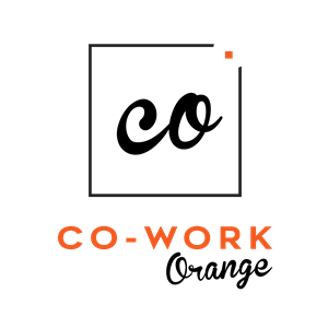 Logo of Co-Work Orange
